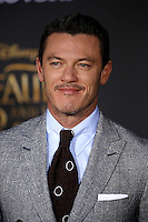 www.acepixs.com<br /> <br /> March 2 2017, LA<br /> <br /> Luke Evans arriving at the premiere of Disney's 'Beauty And The Beast' at the El Capitan Theatre on March 2, 2017 in Los Angeles, California.<br /> <br /> By Line: Famous/ACE Pictures<br /> <br /> <br /> ACE Pictures Inc<br /> Tel: 6467670430<br /> Email: info@acepixs.com<br /> www.acepixs.com