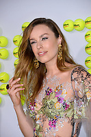 Jessica McNamee at the premiere for &quot;Battle of the Sexes&quot; at the Regency Village Theatre, Westwood, Los Angeles, USA 16 September  2017<br /> Picture: Paul Smith/Featureflash/SilverHub 0208 004 5359 sales@silverhubmedia.com