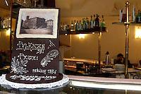 Perugia. Bar e dolci di cioccolata. Perugia. Bar and sweet of chocolate.....