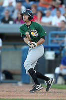 South Bend Silver Hawks outfielder Andy Fie (36) during a game vs. the West Michigan Whitecaps at Fifth Third Field in Comstock Park, Michigan August 16, 2010.   West Michigan defeated South Bend 3-2.  Photo By Mike Janes/Four Seam Images