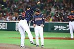 Osamu Higashio (JPN), .MARCH 6, 2013 - WBC : .2013 World Baseball Classic .1st Round Pool A .between Japan 3-6 Cuba .at Yafuoku Dome, Fukuoka, Japan. .(Photo by YUTAKA/AFLO SPORT) [1040]