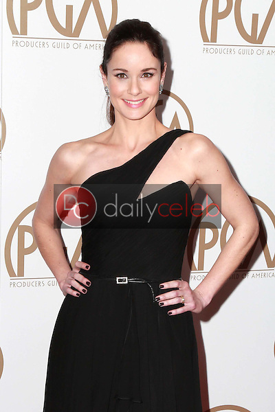 Sarah Wayne Callies<br /> at the Producers Guild of America Awards 2015, Century Plaza Hotel, Century City, CA 01-24-15<br /> David Edwards/DailyCeleb.com 818-249-4998