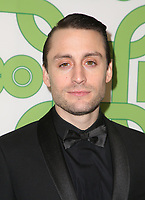 BEVERLY HILLS, CA - JANUARY 6: Kieran Culkin, at the HBO Post 2019 Golden Globe Party at Circa 55 in Beverly Hills, California on January 6, 2019. <br /> CAP/MPI/FS<br /> ©FS/MPI/Capital Pictures