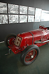Il Museo dell'Automobile nel 2005, prima della ristrutturazione affidata a Francois Confino.