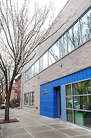 The new Diane Max Health Center of Planned Parenthood in Long Island City designed by architect Stephen Yablon. <br /> <br /> <br /> Danny Ghitis for The New York Times