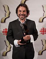 Montreal (Qc) CANADA, September 9, 2007 -<br /> Christian Begin,<br /> Gala des Gemeaux, Palais des Congres de Montreal.<br /> <br /> photo : Pierre Roussel (c)  Images Distribution