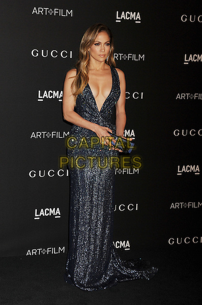 LOS ANGELES, CA - NOVEMBER 01: Actress/singer Jennifer Lopez attends the 2014 LACMA Art + Film Gala honoring Barbara Kruger and Quentin Tarantino presented by Gucci at LACMA on November 1, 2014 in Los Angeles, California.<br /> CAP/ROT/TM<br /> &copy;Tony Michaels/Roth Stock/Capital Pictures