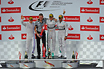 Podium - Valtteri Bottas (FIN), Williams F1 Team - Nico Rosberg (GER), Mercedes GP - Lewis Hamilton (GBR), Mercedes GP<br />  Foto &copy; nph / Mathis