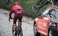 Accident de parcours...<br /> <br /> 71st Kuurne-Brussel-Kuurne (2019)<br /> Kuurne > Kuurne 201km (BEL)<br /> <br /> ©kramon