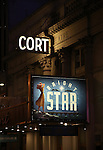 'Bright Star' - Theatre Marquee