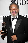 Roger Robinson in the Press Room at the 63rd Annual Antoinette Perry Tony Awards at Radio City Music Hall in New York City on June 7, 2009.