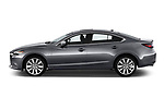 Car driver side profile view of a 2018 Mazda Mazda6 Grand Touring Reserve 4 Door Sedan
