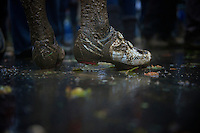 muddy shoes<br /> <br /> Bpost Bank Trofee - GP Mario De Clerq 2013