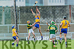 At the Munster Hurling League match Kerry v Clare in Austin Stack Park on Sunday