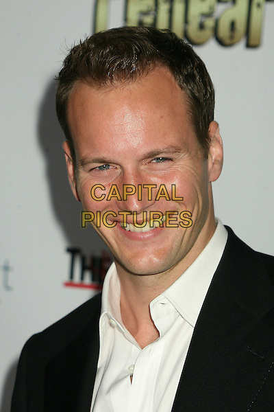 "PATRICK WILSON.2nd Annual ""A Fine Romance"" Benfit for the Motion Picture & Television Fund at Sunset Gower Studios, Hollywood, California, USA,.18 November 2006..portrait headshot.CAP/ADM/BP.©Byron Purvis/AdMedia/Capital Pictures."