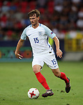 England's John Swift in action during the UEFA Under 21 Semi Final at the Stadion Miejski Tychy in Tychy. Picture date 27th June 2017. Picture credit should read: David Klein/Sportimage