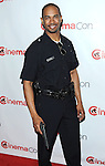 Damon Wayans Jr. at the 20th Century FOX CinemaCon 2014 arrivals held at Caesars Palace Hotel in Las Vegas Nevada on March 27, 2014.