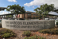 Nov. 21, 2019. San Marcos, CA.| San Marcos Elementary School. | Photos by Jamie Scott Lytle. Copyright.