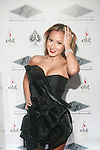 Adrienne Bailon Attends the Grand Re-Opening of Jay-Z's 40/40 Club, NY    1/18/12
