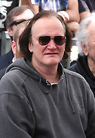 HOLLYWOOD, CA - MAY 04: Quentin Tarantino pictured at the ceremony honoring Goldie Hawn and Kurt Russell with a double star ceremony on The Hollywood Walk of Fame on May 4, 2017 in Hollywood, California. Credit: Faye Sadou/MediaPunch