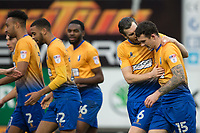 Mansfield Town v Guiseley - FA Cup 2nd Round - 03.12.2017