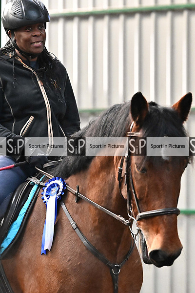 Stapleford Abbotts. United Kingdom. 30 November 2019. Session 1. Nancy Spencer-Jones clinic. Brook Farm training centre. Stapleford Abbotts. Essex. UK. Credit Garry Bowden/Sport in Pictures.~ 30/11/2019.  MANDATORY Credit Garry Bowden/SIP photo agency - NO UNAUTHORISED USE - 07837 394578