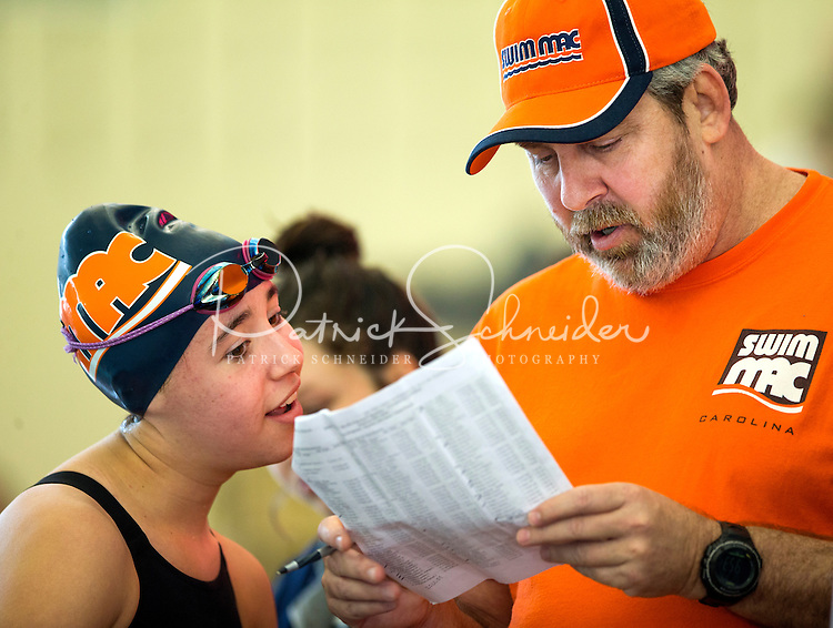 Photography of the SwimMac Carolina team swimming at the 2016 TYDE Qualifier meet at the Gateway YMCA in Winston Salem, NC<br /> <br /> Charlotte Photographer - PatrickSchneiderPhoto.com