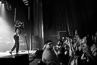 The Neighbourhood WIPED OUT! Tour @ Fox Theater Pomona on Feb. 5, 2016 (Photo by Tiffany Chien/Guest Of A Guest)