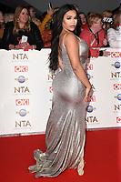 Guest<br /> arriving for the National TV Awards 2020 at the O2 Arena, London.<br /> <br /> ©Ash Knotek  D3550 28/01/2020