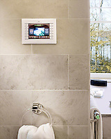 Waterproof In Wall Touch Panel