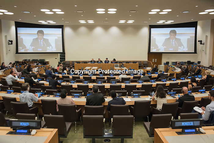"Conference on ""The report of the High-level Independent Panel on Peace Operations: What's next?"" (organized by the Permanent Mission of the Republic of Korea, in cooperation with the International Peace Institute)"