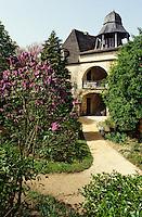 Europe/France/Aquitaine/24/Dordogne/Vallée de la Dordogne/Périgord Noir/Sarlat-la-Canéda: Le présidial