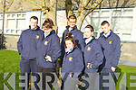 Sporting their new school jacket were students from Listowel Community College this week. From front l-r were: Megan Fealey, Nicole O'Connor and Keileigh Maxwell. Back l-r were: Jack Barrett, Jack Kingston and Gavin Stack.