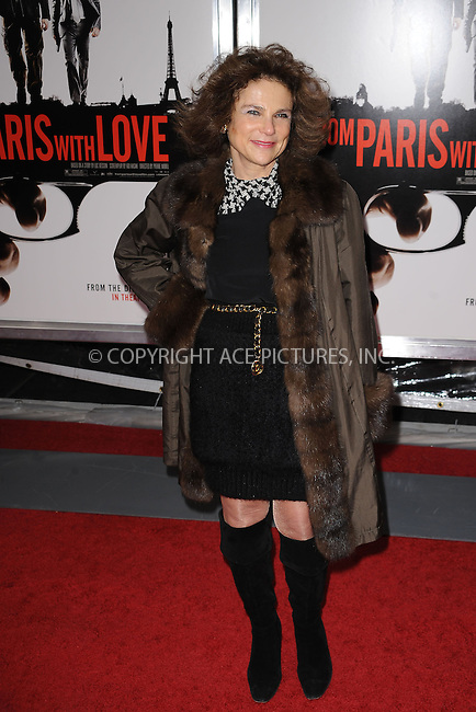 WWW.ACEPIXS.COM . . . . . ....January 28 2010, New York City....Tovah Feldshuh arriving at the 'From Paris With Love' premiere at the Ziegfeld Theatre on January 28, 2010 in New York City. ....Please byline: KRISTIN CALLAHAN - ACEPIXS.COM.. . . . . . ..Ace Pictures, Inc:  ..(212) 243-8787 or (646) 679 0430..e-mail: picturedesk@acepixs.com..web: http://www.acepixs.com