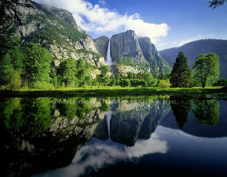 Yosemite Falls, Yosemite N.P.