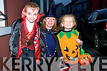 Halloween Family Fun Parade: Taking part in  the 2nd annual Halloween family fun parade, organised by the Listowel branch of KDYS on Saturday evening last.