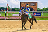 Tuffy's Lucky winning at Delaware Park on 7/20/16