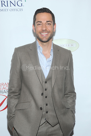 New York, NY- May 16:  Zachery Levi attends the 80th Annual Drama League Awards Ceremony and luncheon at the Marriot Marquis Times Square on May 16, 2014 in New York City. Credit: John Palmer/MediaPunch