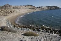 Las playas de San Nicolas ubicada en las cercanias de bah'a de kino