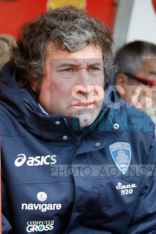 Empoli manager Alberto Malesani