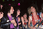 Ronnie James Dio, Paul Shortino, Jeff LaBar, Amir Derakh