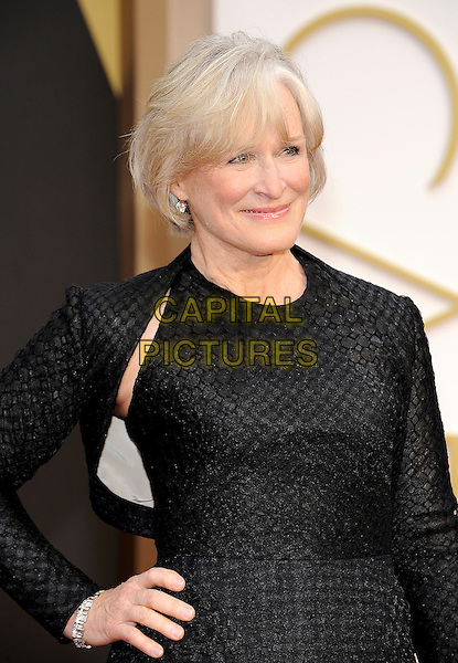HOLLYWOOD, CA - MARCH 2: Glenn Close arriving to the 2014 Oscars at the Hollywood and Highland Center in Hollywood, California. March 2, 2014. <br /> CAP/MPI/COR<br /> &copy;Corredor99/ MediaPunch/Capital Pictures