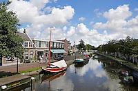 Nederland  Schipluiden 2016. De Dorpsstraat. Foto Berlinda van Dam / Hollandse Hoogte