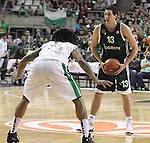 Euroleague Final Four El Panathinaikos guanya 77-69 al Montepaschi de Siena i es el primer finalista