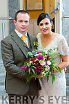 Melanie Cahill and Pierce Warren were married at the Church of the Purification, Churchill byFr Eamonn Mulvihill on Saturday 2nd september 2017 the a reception at Ballyseedy Castle