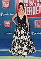 05 November 2018 - Hollywood, California - Ming Na Wen. Disney's &quot;Ralph Breaks the Internet&quot; Los Angeles Premiere held at El Capitan Theater. <br /> CAP/ADM/BT<br /> &copy;BT/ADM/Capital Pictures