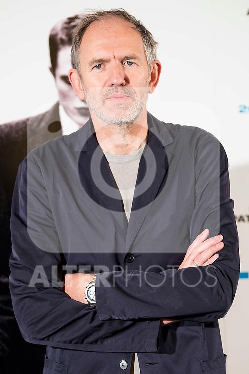 Dutch director and photographer Anton Corbijn present his new film &quot;LIFE&quot; in Madrid, Novermber 11, 2015.<br /> (ALTERPHOTOS/BorjaB.Hojas)