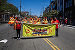 Fogo Na Roupa danced in the San Francisco Carnaval parade. It was the 25th year that Fogo attended.