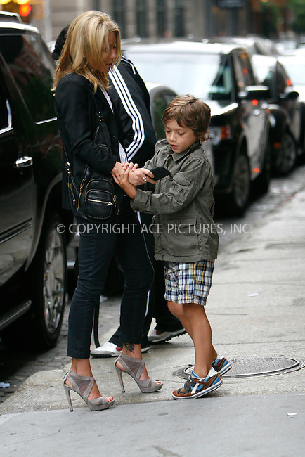 WWW.ACEPIXS.COM . . . . .  ....May 23 2010, New York City....Actress Kelly Ripa, her husband Mark Consuelos and their son Michael share some family time in Soho on May 23 2010 in New York City....Please byline: NANCY RIVERA- ACEPIXS.COM.... *** ***..Ace Pictures, Inc:  ..Tel: 646 769 0430..e-mail: info@acepixs.com..web: http://www.acepixs.com
