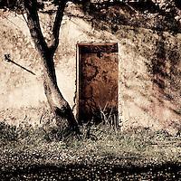 Abandoned home near Ragusa, Sicily, Italy